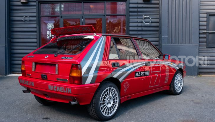 Lancia Delta Integrale 16V del 1989, la Deltona usata in vendita - Foto 2 di 27