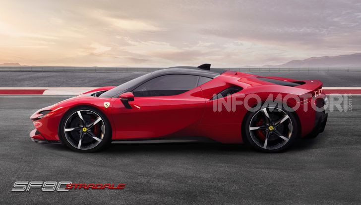 La Ferrari SF90 Stradale premiata con il Red Dot: Best of the Best Award - Foto 2 di 8