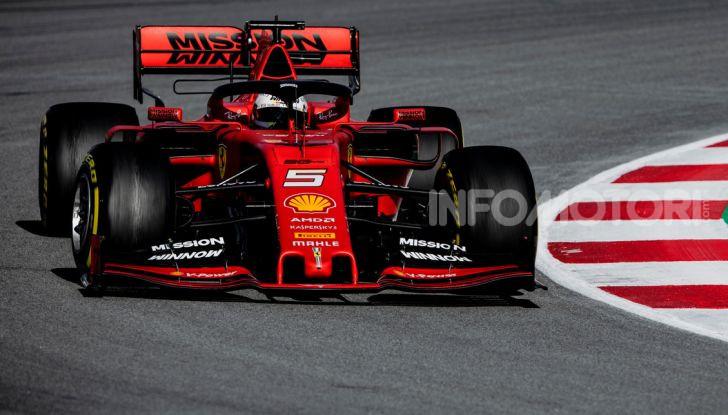 F1 2019: Sebastian Vettel prossimo al ritiro a fine stagione? - Foto 5 di 10