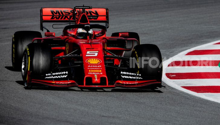 F1 2019: Vettel contro Leclerc, divorzio in vista in Ferrari? - Foto 5 di 10