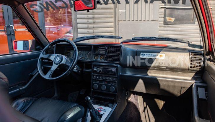 Lancia Delta Integrale 16V del 1989, la Deltona usata in vendita - Foto 10 di 27