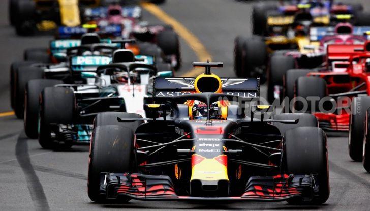 F1 2019 GP Monaco, prove libere: Mercedes in vetta con Hamilton davanti a Bottas, Vettel terzo - Foto 30 di 32