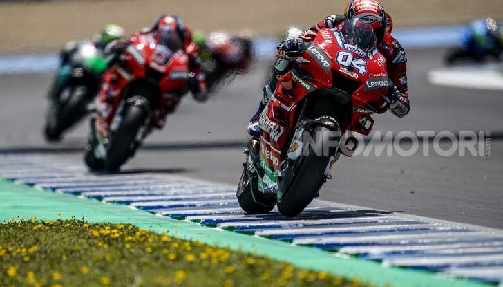 MotoGP 2019 GP di Francia, Le Mans: Marc Marquez trionfa davanti alle Ducati di Dovizioso e Petrucci, Rossi quinto - Foto 2 di 19
