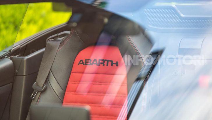 Prova Abarth 124 Spider 70°Anniversario: 170CV di stile sportivo - Foto 29 di 35