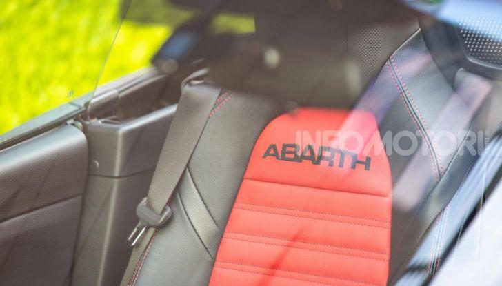 Prova Abarth 124 Spider 70°Anniversario: 170CV di stile sportivo - Foto 28 di 35