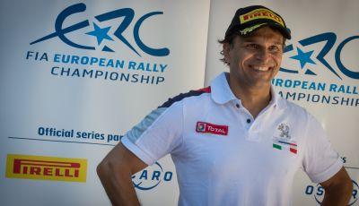 Paolo Andreucci non resiste alla tentazione e corre nel CIRT con una 208