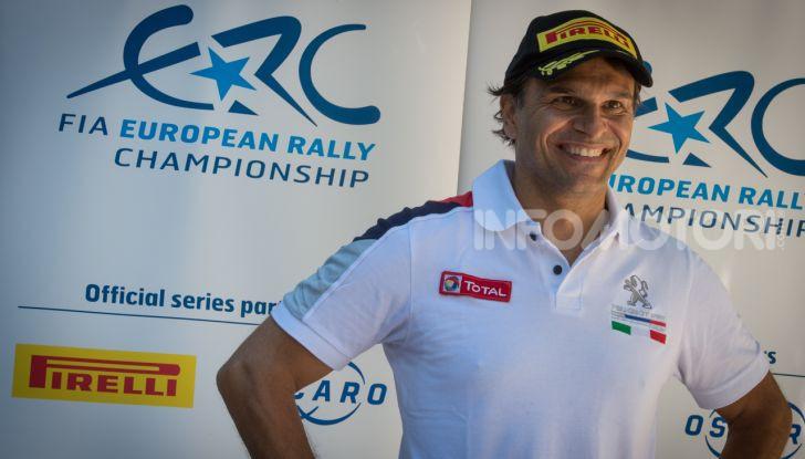 Paolo Andreucci non resiste alla tentazione e corre nel CIRT con una 208 - Foto  di