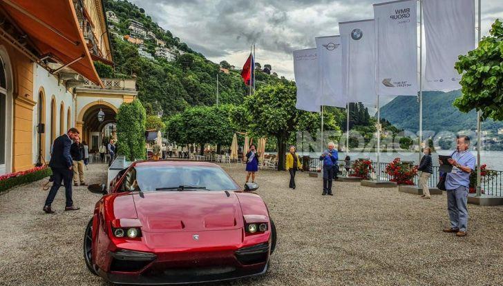 Ares Panther ProgettoUno: rinascita d'autore per la De Tomaso Pantera - Foto 17 di 24