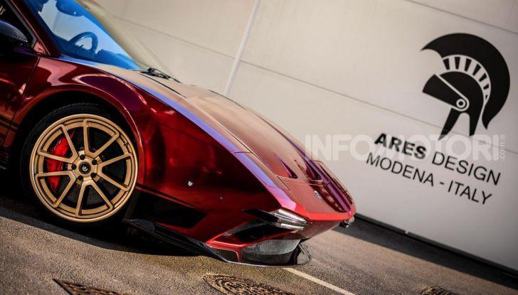 Ares Panther ProgettoUno: rinascita d'autore per la De Tomaso Pantera - Foto 7 di 24