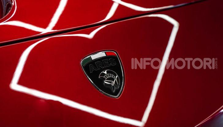 Ares Panther ProgettoUno: rinascita d'autore per la De Tomaso Pantera - Foto 11 di 24