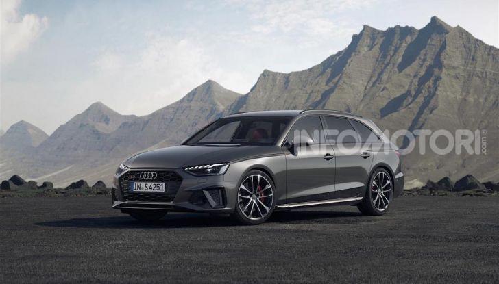 Nuova Audi A4 2019: tutto quello che dovete sapere sul nuovo modello - Foto 10 di 15