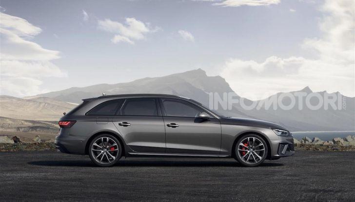 Nuova Audi A4 2019: tutto quello che dovete sapere sul nuovo modello - Foto 11 di 15