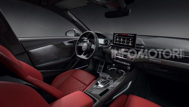 Nuova Audi A4 2019: tutto quello che dovete sapere sul nuovo modello - Foto 12 di 15