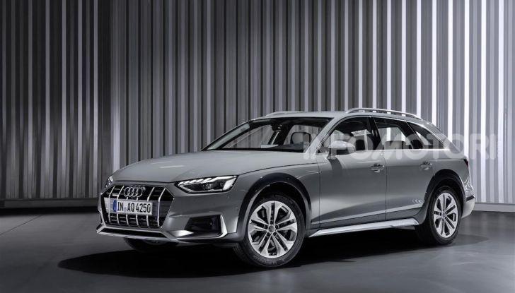 Nuova Audi A4 2019: tutto quello che dovete sapere sul nuovo modello - Foto 14 di 15