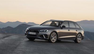 Nuova Audi A4 2019: tutto quello che dovete sapere sul nuovo modello