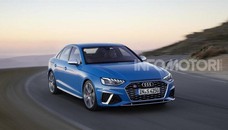 Nuova Audi A4 2019: tutto quello che dovete sapere sul nuovo modello - Foto 9 di 15