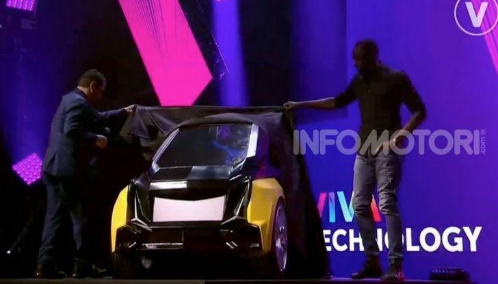 B-Nano, microcar elettrica firmata Usain Bolt - Foto 2 di 8