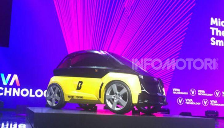 B-Nano, microcar elettrica firmata Usain Bolt - Foto 6 di 8