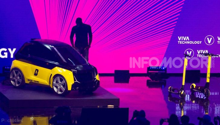 B-Nano, microcar elettrica firmata Usain Bolt - Foto 7 di 8