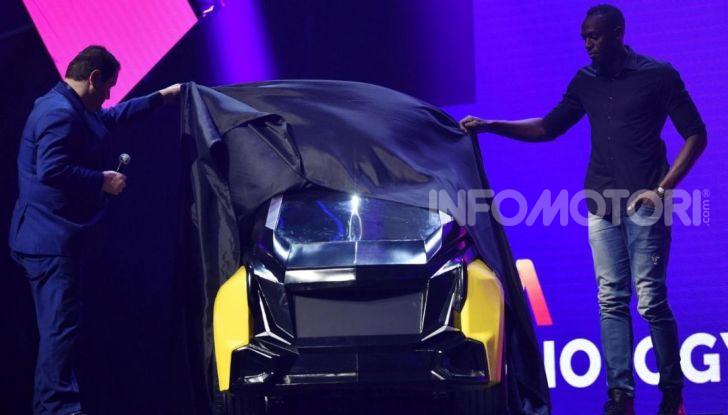 B-Nano, microcar elettrica firmata Usain Bolt - Foto 8 di 8