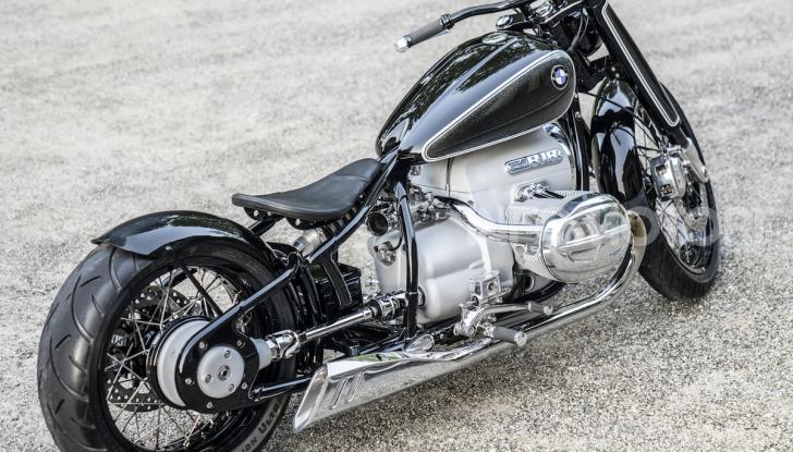 BMW Motorrad Concept R 18: il prototipo custom della casa tedesca ad Eicma 2019 - Foto 1 di 9