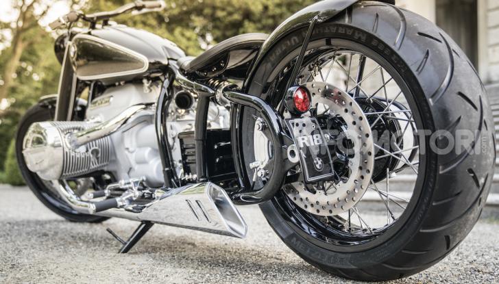 BMW Motorrad Concept R 18: il prototipo custom della casa tedesca ad Eicma 2019 - Foto 3 di 9