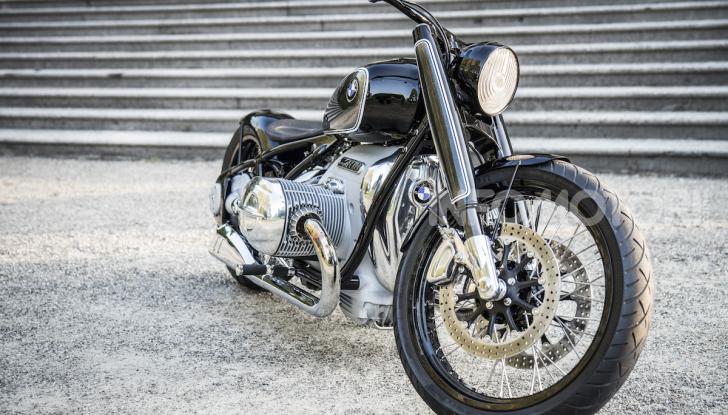 BMW Motorrad Concept R 18: il prototipo custom della casa tedesca ad Eicma 2019 - Foto 5 di 9