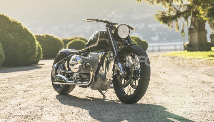 BMW Motorrad Concept R 18: il prototipo custom della casa tedesca ad Eicma 2019 - Foto 8 di 9
