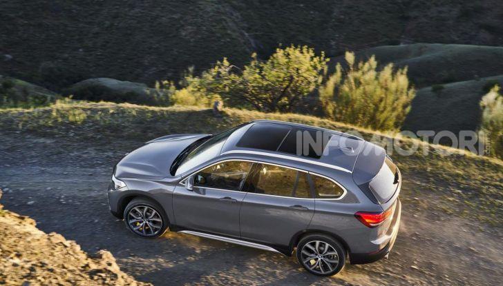 Nuova BMW X1 2020: caratteristiche, motori, allestimenti e prezzi - Foto 6 di 26