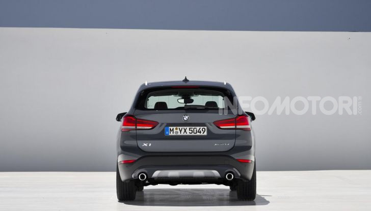 Nuova BMW X1 2020: caratteristiche, motori, allestimenti e prezzi - Foto 12 di 26