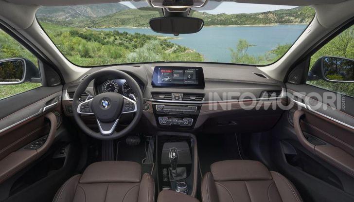 Nuova BMW X1 2020: caratteristiche, motori, allestimenti e prezzi - Foto 15 di 26