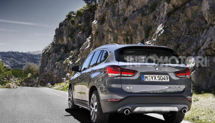 Nuova BMW X1 2020: caratteristiche, motori, allestimenti e prezzi - Foto 5 di 26