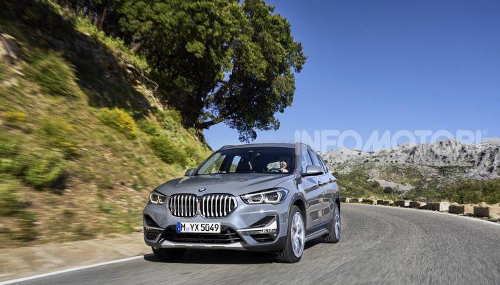Nuova BMW X1 2020: caratteristiche, motori, allestimenti e prezzi - Foto 17 di 26