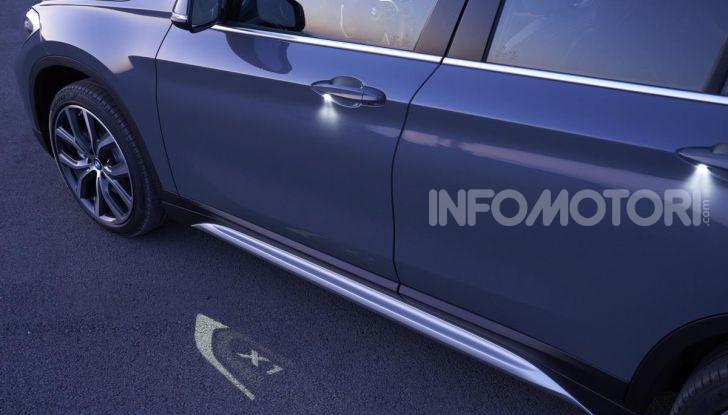 Nuova BMW X1 2020: caratteristiche, motori, allestimenti e prezzi - Foto 18 di 26