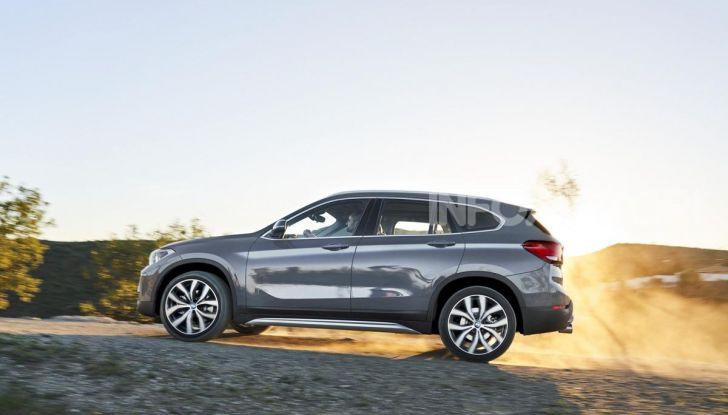 Nuova BMW X1 2020: caratteristiche, motori, allestimenti e prezzi - Foto 19 di 26