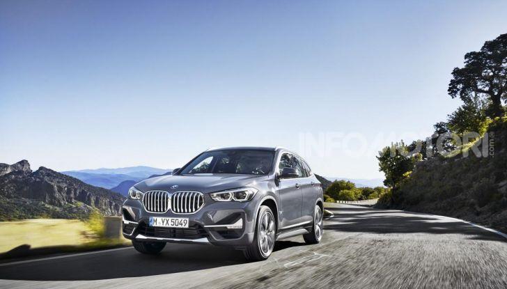 Nuova BMW X1 2020: caratteristiche, motori, allestimenti e prezzi - Foto 20 di 26