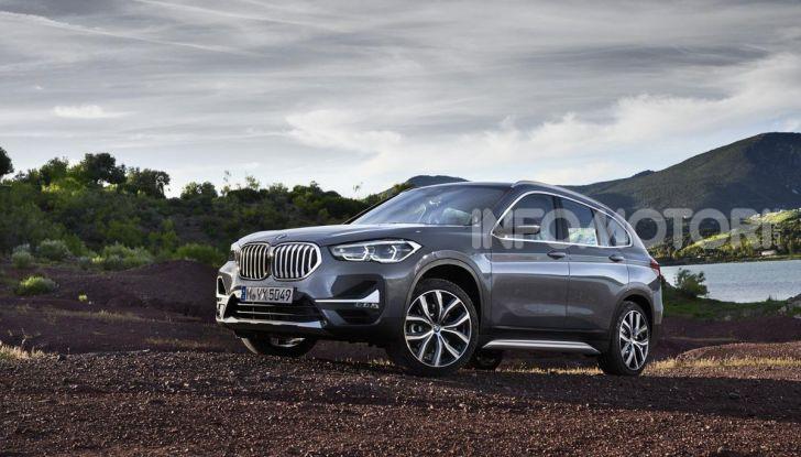 Nuova BMW X1 2020: caratteristiche, motori, allestimenti e prezzi - Foto 21 di 26