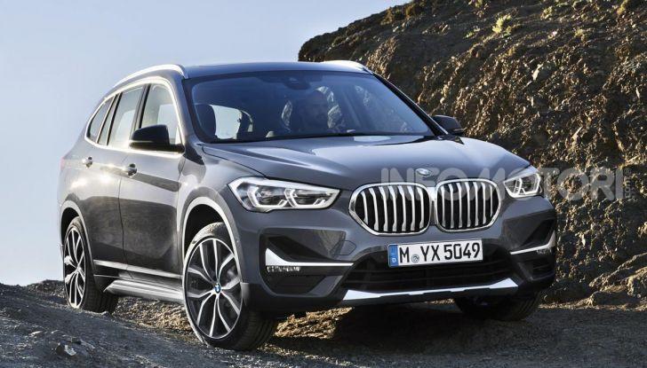 Nuova BMW X1 2020: caratteristiche, motori, allestimenti e prezzi - Foto 22 di 26