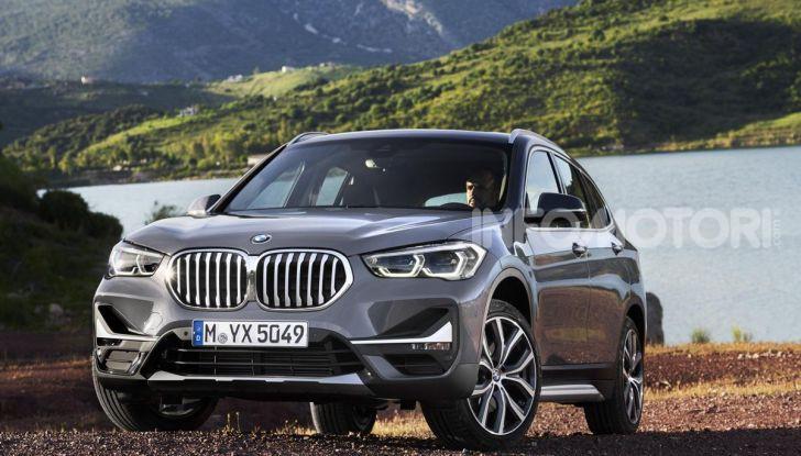 Nuova BMW X1 2020: caratteristiche, motori, allestimenti e prezzi - Foto 23 di 26