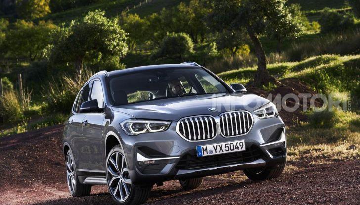 Nuova BMW X1 2020: caratteristiche, motori, allestimenti e prezzi - Foto 1 di 26