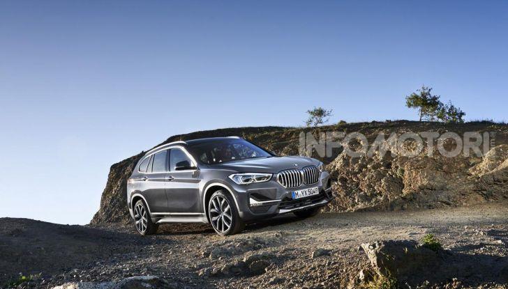 Nuova BMW X1 2020: caratteristiche, motori, allestimenti e prezzi - Foto 24 di 26