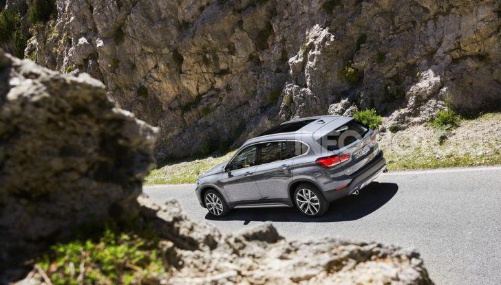 Nuova BMW X1 2020: caratteristiche, motori, allestimenti e prezzi - Foto 25 di 26