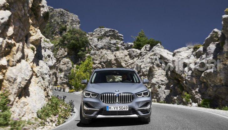 Nuova BMW X1 2020: caratteristiche, motori, allestimenti e prezzi - Foto 26 di 26