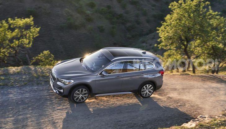 Nuova BMW X1 2020: caratteristiche, motori, allestimenti e prezzi - Foto 4 di 26