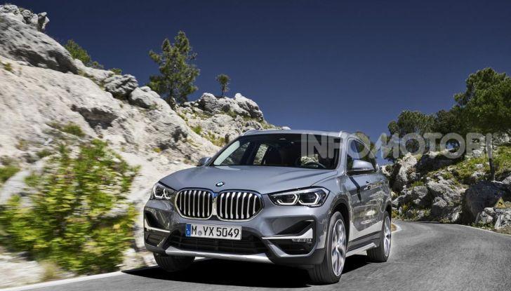 Nuova BMW X1 2020: caratteristiche, motori, allestimenti e prezzi - Foto 2 di 26