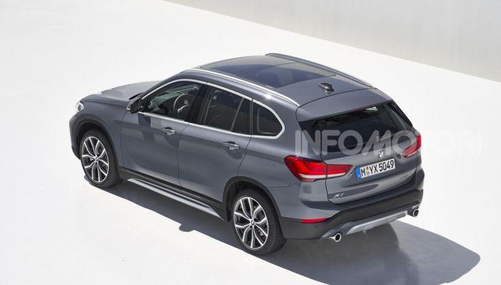 Nuova BMW X1 2020: caratteristiche, motori, allestimenti e prezzi - Foto 9 di 26
