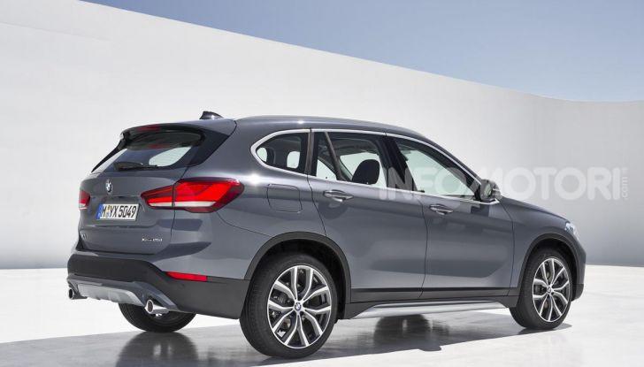 Nuova BMW X1 2020: caratteristiche, motori, allestimenti e prezzi - Foto 11 di 26