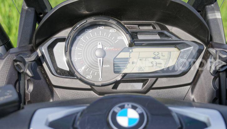 Prova BMW C 650 Sport HP, sempre più maturo…e sportivo! - Foto 7 di 54
