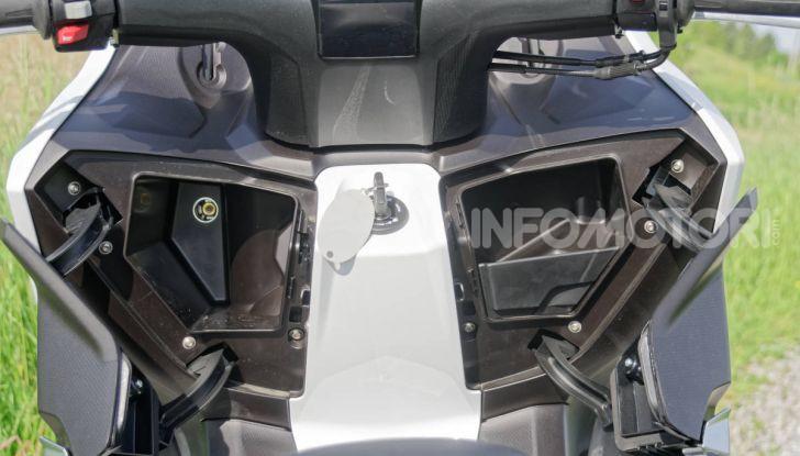 Prova BMW C 650 Sport HP, sempre più maturo…e sportivo! - Foto 8 di 54