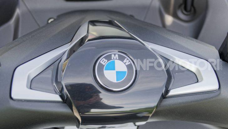 Prova BMW C 650 Sport HP, sempre più maturo…e sportivo! - Foto 9 di 54